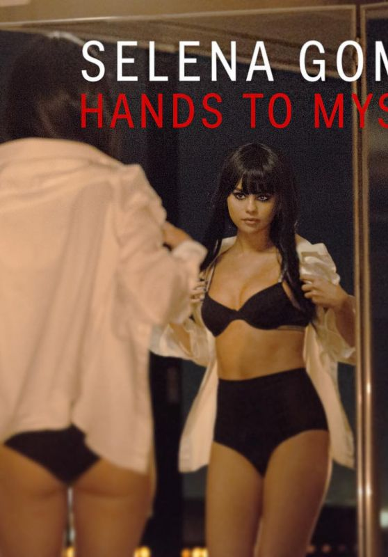 Selena Gomez - Hands To Myself Promo Pic - December 2015