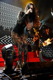 Selena Gomez Performs at 102.7 KIIS FM