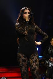 Selena Gomez Performs at 102.7 KIIS FM
