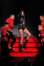 Selena Gomez Performs at WiLD 94.9