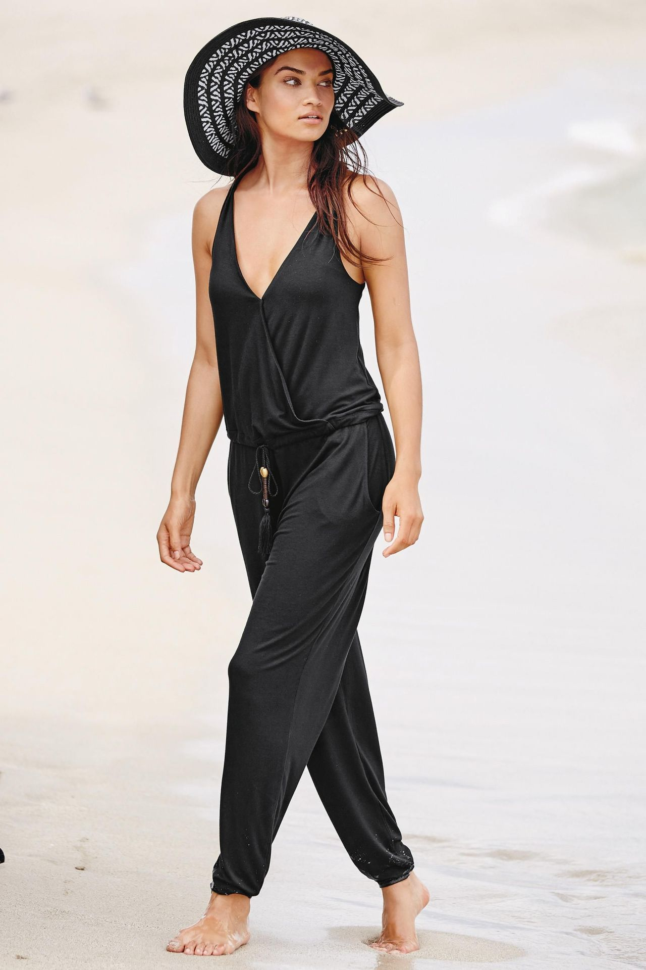 Shanina Shaik Next Swimwear And Beachwear Collection