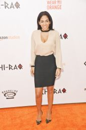 Sharon Carpenter – CHI-RAQ: A Spike Lee Joint Movie Premiere in New York
