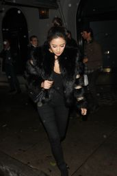Shay Mitchell Night Out Style - Leaving Craig