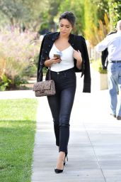Shay Mitchell - Out in Los Angeles, November 2015