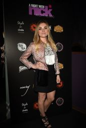 Sian Welby – A Night With Nick Held at Rahrah Room, Piccadilly in London