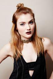 Skyler Samuels - Photoshoot for Elle December 2015