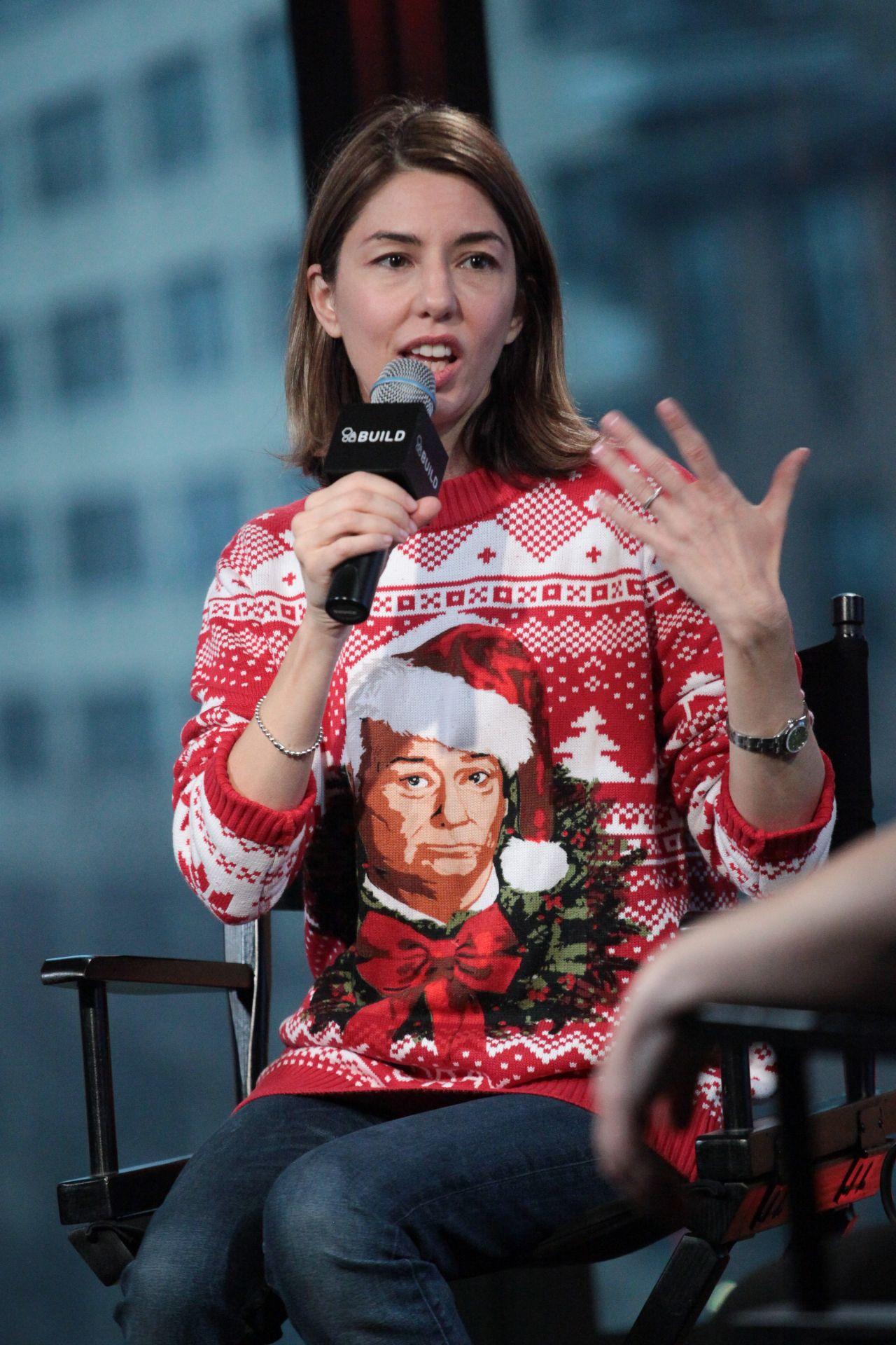 Sofia Coppola - Discusses her Christmas Special 'A Very Murray ...