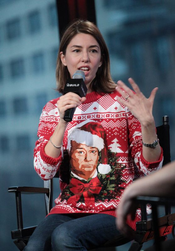 Sofia Coppola - Discusses her Christmas Special