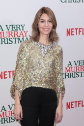 Sofia Coppola – Netflix Original Holiday Special 'A Very Murray Christmas' Screening in NYC
