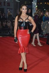 Sofia Hayat Red Carpet Pics - The Danish Girl Premiere in London
