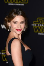 Sofia Vergara – Star Wars: The Force Awakens Premiere in Hollywood