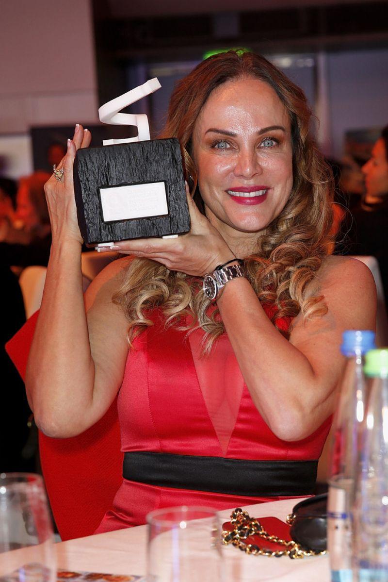 Sonja Kirchberger – 2015 Querdenker Award in München