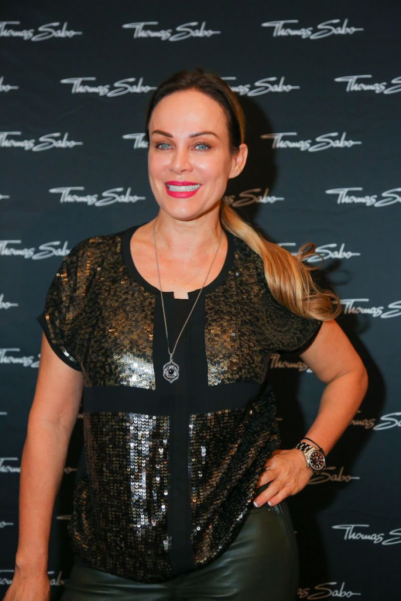 Sonja Kirchberger at Thomas Sabo Brand Event in Wien, December 2015