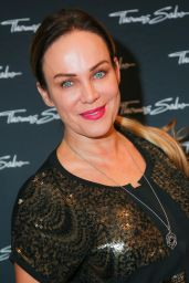 Sonja Kirchberger at Thomas Sabo Brand Event in Wien, December 2015