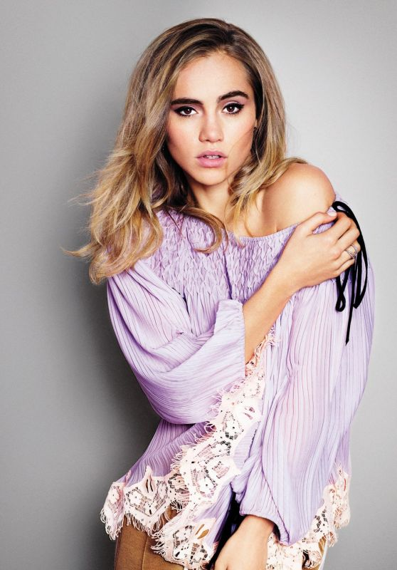 Suki Waterhouse - Photoshoot for Marie Claire Magazine January 2016