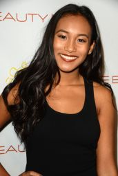 Sydney Park – The Beauty Book For Brain Cancer Edition Two Launch Party in Los Angeles, 12/3/2015
