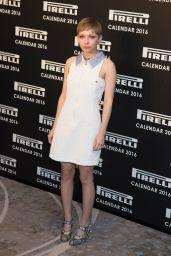 Tavi Gevinson – The Pirelli Calendar 2016 Annie Leibovitz Launch in London