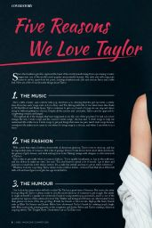 Taylor Swift - Label Magazine Summer 2016 Issue