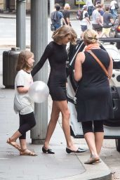 Taylor Swift - Leaving Her Hotel in Sydney, november 2015