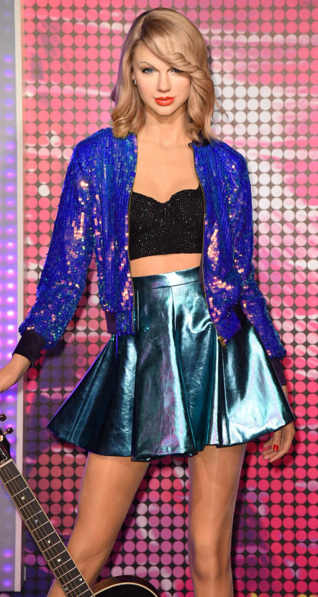 Taylor Swift - Unveiling of Her Wax Figure at Madame ... Taylor Swift