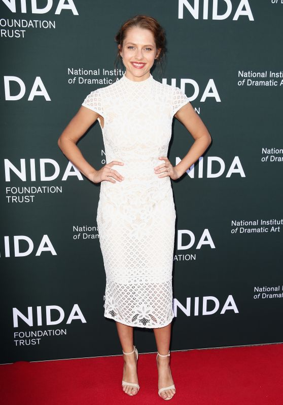 Teresa Palmer - NIDA Graduate School Launch, December 2015