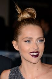 Teresa Palmer - Point Break Premiere in Hollywood, CA