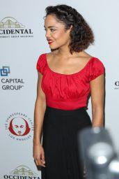 Tessa Thompson - 2015 Simply Shakespeare Benefit in LA