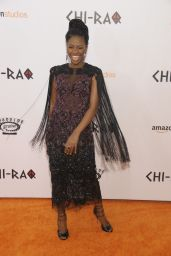 Teyonah Parris – CHI-RAQ: A Spike Lee Joint Movie Premiere in New York