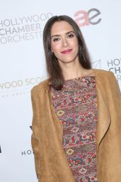 Thaisa Sco – Hollywood Chamber Orchestra Debut Performance in Los Angeles 12/11/2015