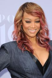 Tyra Banks – 2015 Women in Entertainment Breakfast in Los Angeles