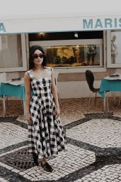 Vanessa Hudgens – 'Harpers Bazaar': Vanessa Hudgens for Find Your California, Pics 2015