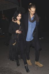 Vanessa Hudgens - Out in Los Angeles, December 2015