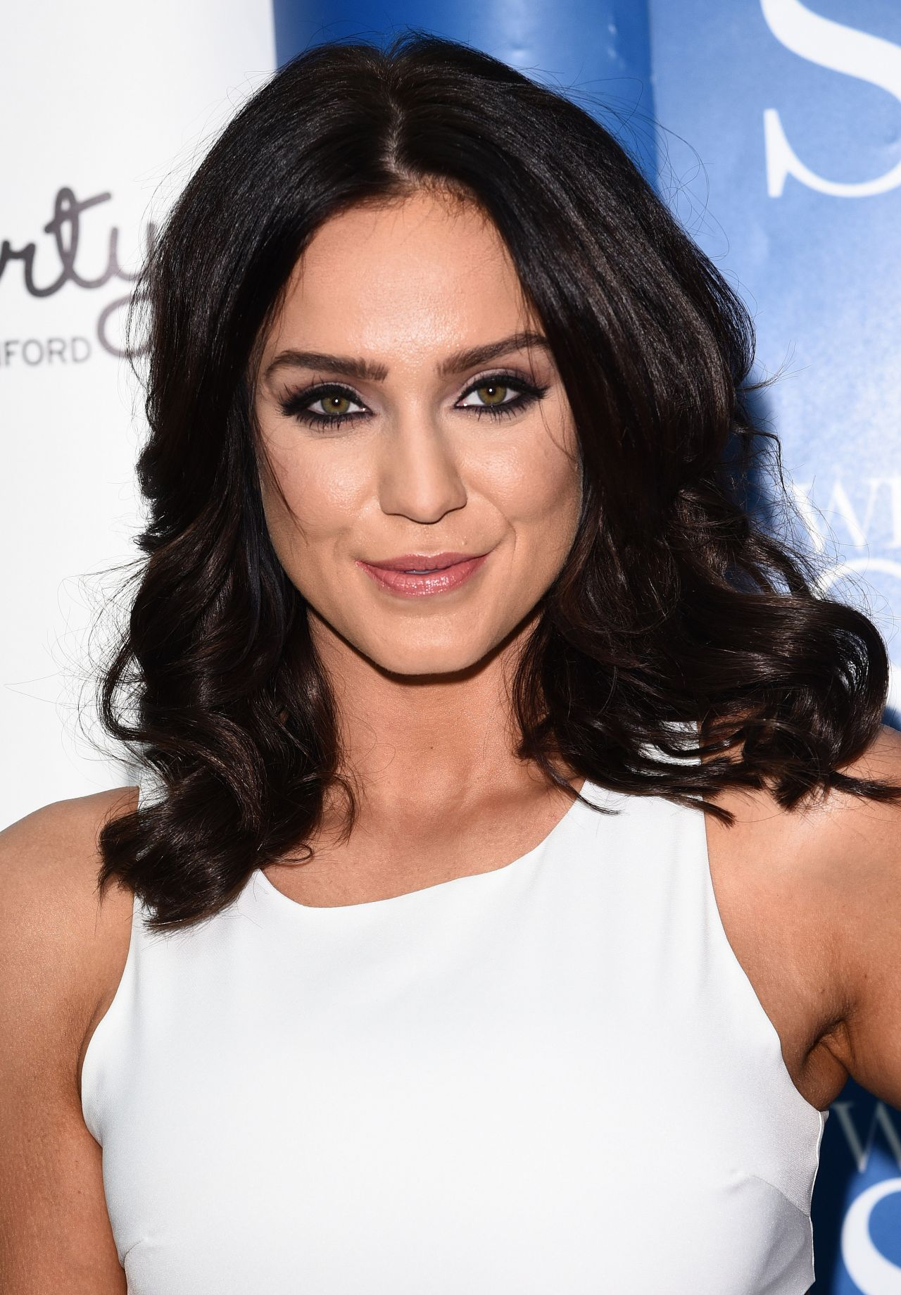 Vicky Pattison Christmas Kiss Book Signing At Liberty