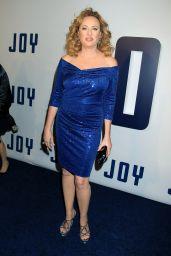 Virginia Madsen - Joy Premiere in New York City