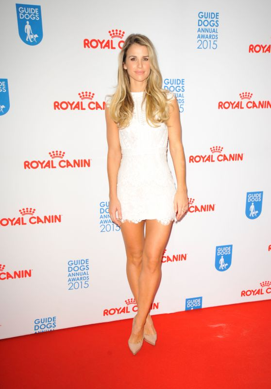 Vogue Williams – 2015 Guide Dogs Annual Awards in London