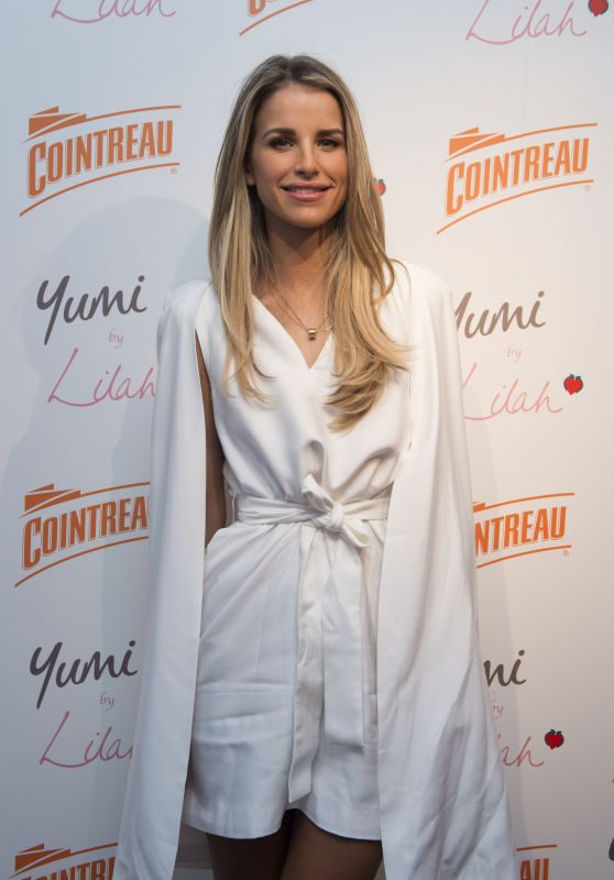 Vogue Williams – Cointreau Launch Party for Yumi By Lilah Spring/Summer 2016 Collection in London