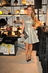 Zara Holland – Launch of the To The Nine Store in London, December 2015