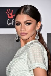 Zendaya - 2015 Diamond Ball in Santa Monica, 12/10/2015