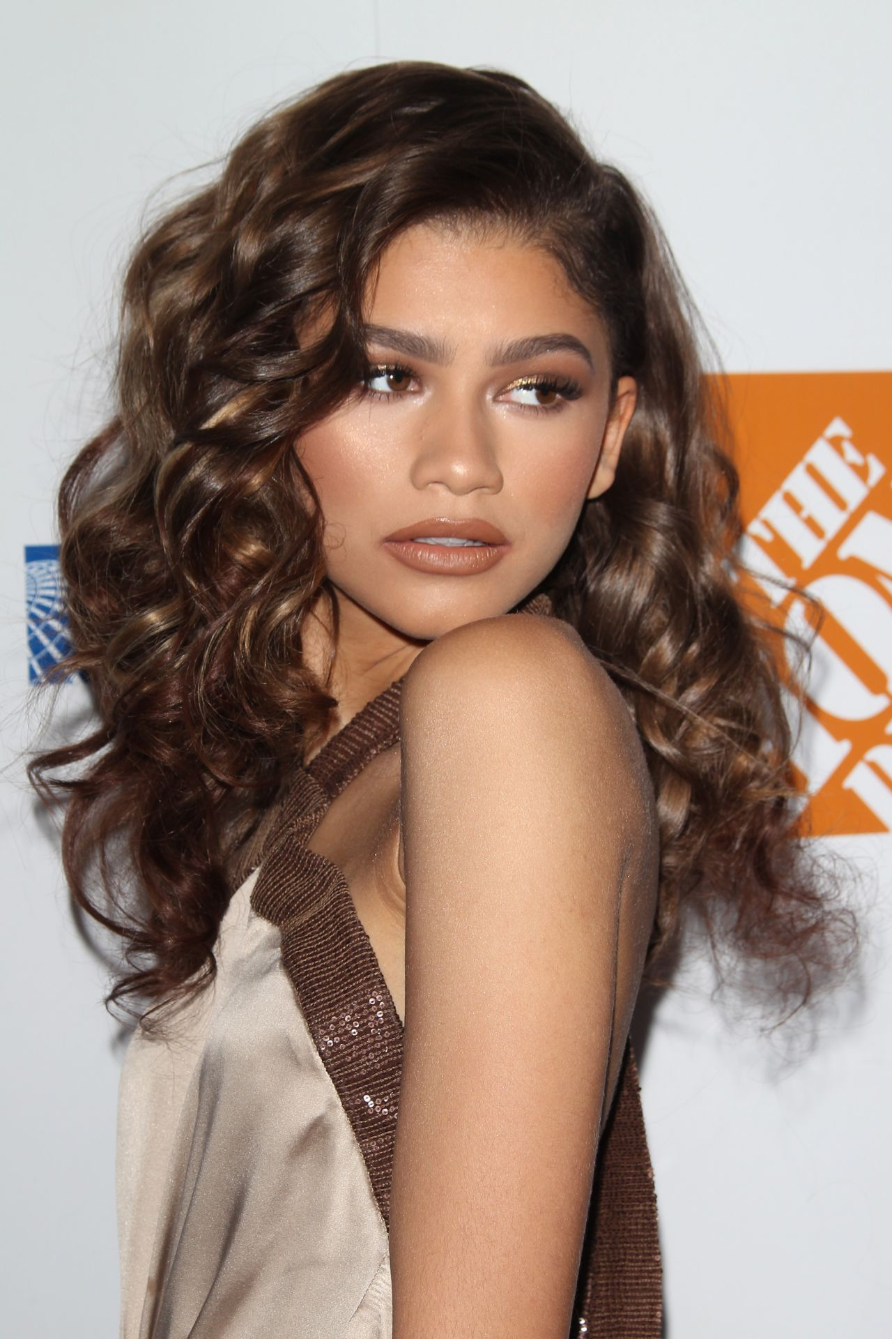Zendaya Coleman 2015 Ebony Power 100 Gala In Los Angeles