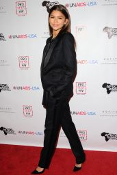 Zendaya Coleman - 2015 Inaugural World AIDS Day Benefit in Los Angeles