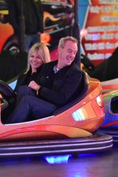 Zoe Ball - Enjoys a Day at London