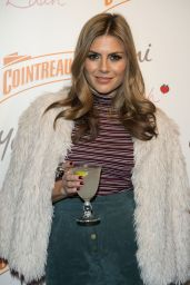 Zoe Hardman – Cointreau Launch Party for Yumi By Lilah Spring/Summer 2016 Collection in London