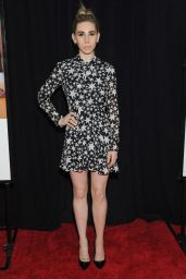 Zosia Mamet – 'Sisters' Premiere at Ziegfeld Theater in New York