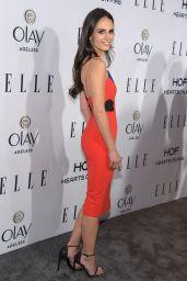 Jordana Brewster – 2016 ELLE's Women in Television Celebration in Los Angeles