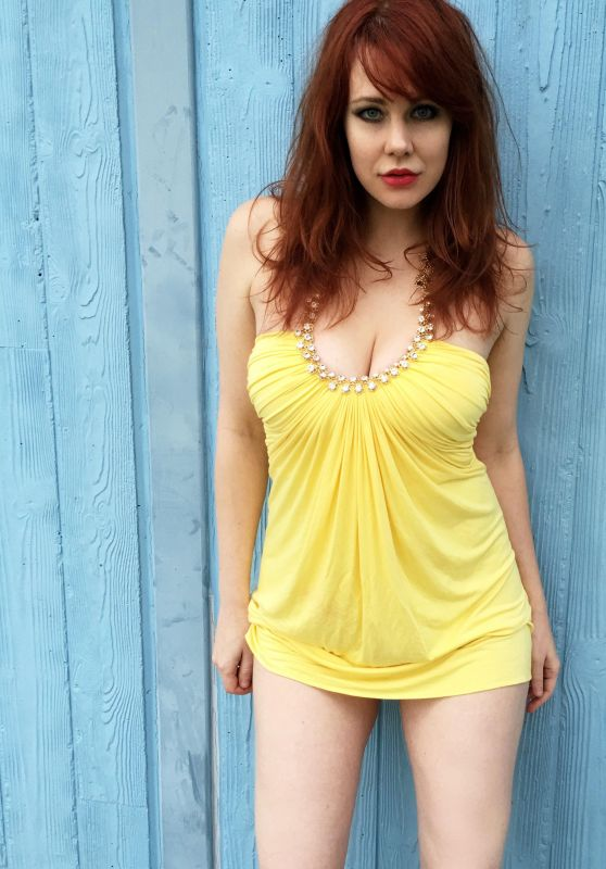 Maitland Ward - Photo Shoot in Los Angeles 1/11/2016
