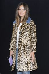 Miroslava Duma – Haute Couture Fashion Show Giorgio Armani Prive Spring-Summer 2016 Photocall in Paris
