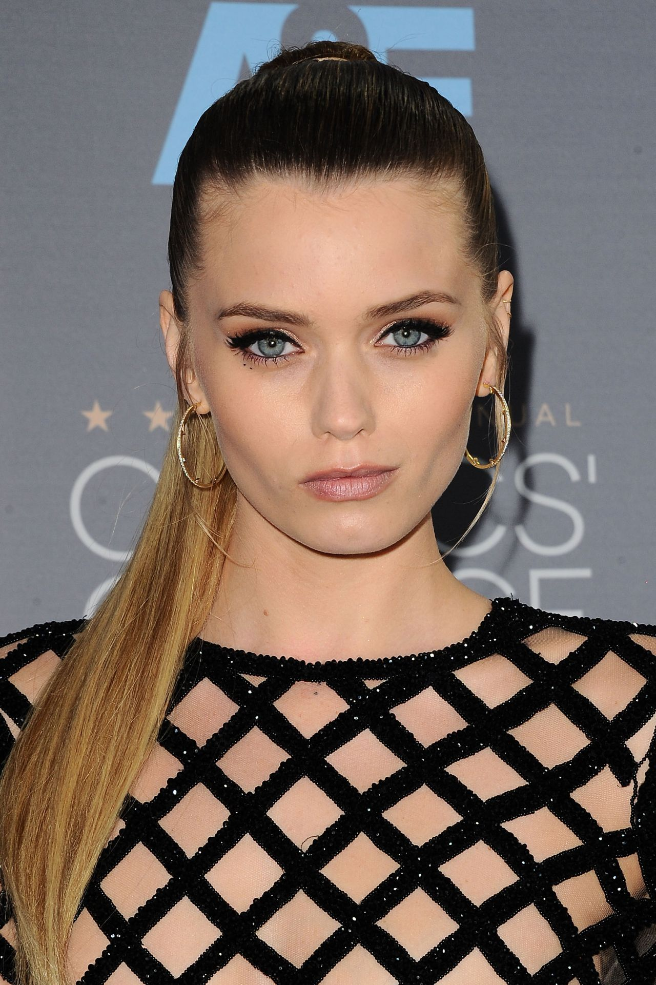 Abbey Lee Kershaw 2016 Critics Choice Awards In Santa