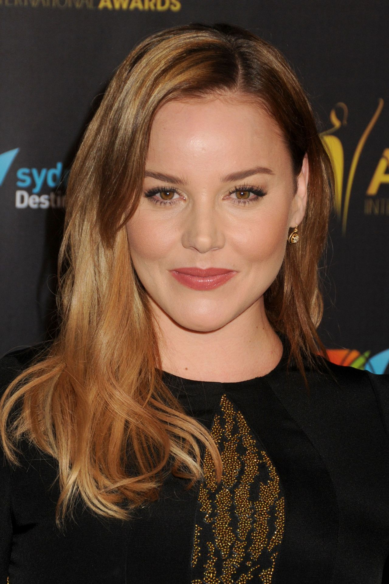 Abbie Cornish - 2016 AACTA International Awards Ceremony ... Abbie Cornish