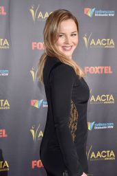 Abbie Cornish - 2016 AACTA International Awards Ceremony in Los Angeles