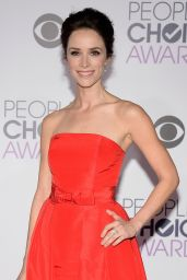 Abigail Spencer – 2016 People's Choice Awards in Microsoft Theater in Los Angeles